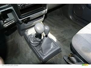 1997 Toyota Tacoma Center Console