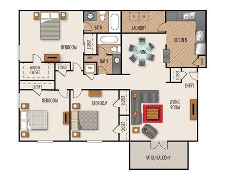 amazing 3 bedroom 2 bath apartments with 2 bath vinings palisades luxury apartment