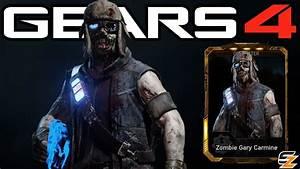 Gears Of War 4 QuotZombie Gary Carminequot Character
