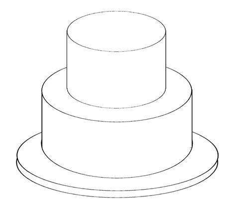 cake template 7 best images of printable template birthday cake birthday cake printable template birthday