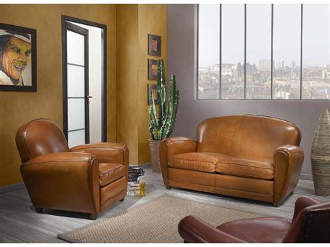 canapé 2 places fauteuil assorti canapé 2 places à brou