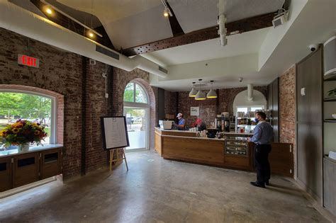 The interior space is massive with plenty of windows for natural light. The Daily coffee shop opens in the Divine Lorraine on ...