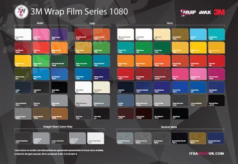 3m 1080 colors vehicle colour change wraps car colour change wrapping