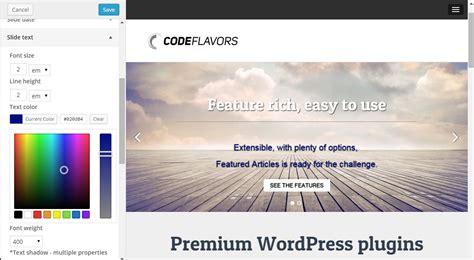 6 Best Free Responsive Slider Plugins For Wordpress Wbd