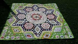Bettdecke Auf Englisch : 2 5 jahre habe ich an meinem hexagonquilt la passion ~ Watch28wear.com Haus und Dekorationen