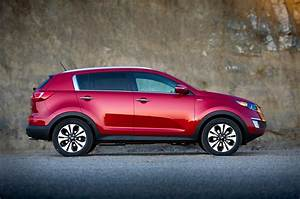 2014 Kia Sportage Gets New Engine  Revised Styling