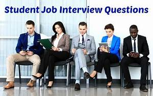 Nurse Manager Job Interview Questions Student Job Interview Questions And Answers