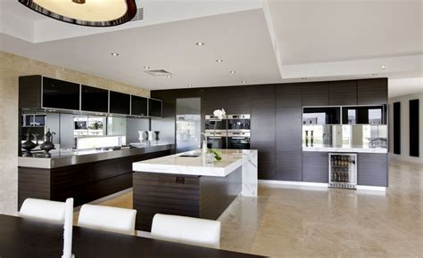 country kitchens with islands modern mad home interior design ideas beautiful kitchen