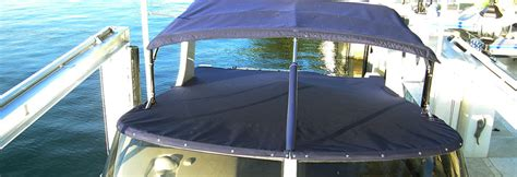 Boat Canvas Repair Miami by Upholstery Enclosures Boat Covers Bimini Tops Fort