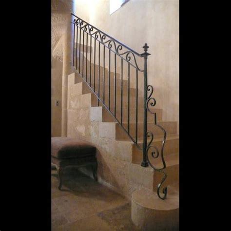 rambarde escalier en fer forge rambarde fer forg 233 garde corps re xviii 232 me la forge