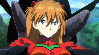 Evangelion Langley Soryu Asuka Neon Genesis Suit