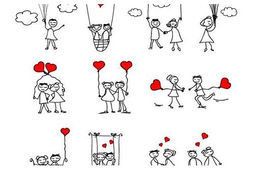 baixar grátis vector amor designer