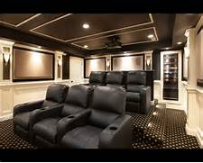 Home Theater Designs by Encore Custom Audio Video Wins Electronic Lifestyle Award For Best Home Theat