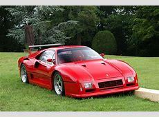 1986 Ferrari GTO Evoluzione Ferrari SuperCarsnet