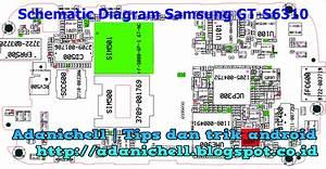Schematic Diagram Samsung Gt-s6310