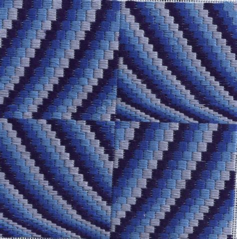 Bargello The Next  S Ches Cl Nuts About Needlepoint