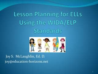 Ppt  Wida's Eld Standards Powerpoint Presentation Id