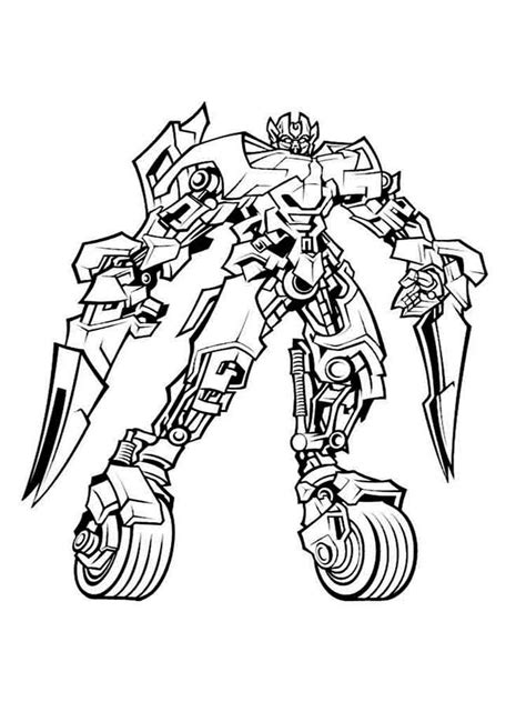 transformers coloring pages movies  tv coloring pages