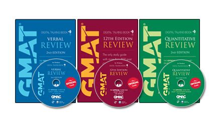 Mbacom Store The Official Guide For Gmat® Verbal Review, 2nd Edition, Digital Talking Book