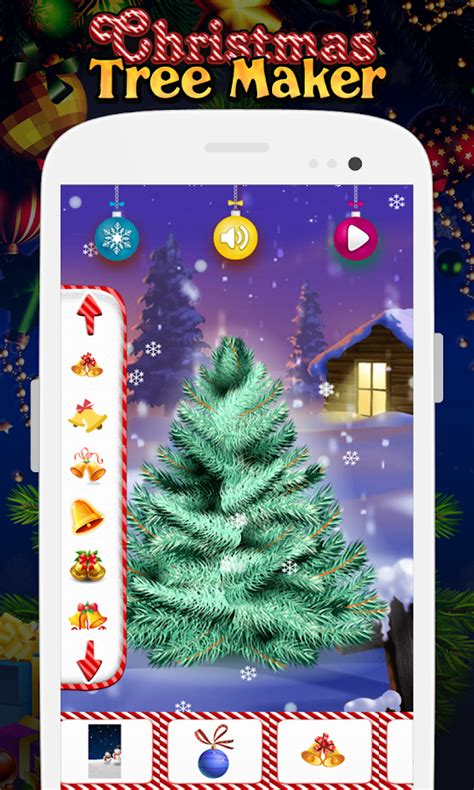 christmas tree maker for kids android apps on google play
