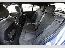 BMW F20 1 Series Hidden Menu Access DIY autoevolution