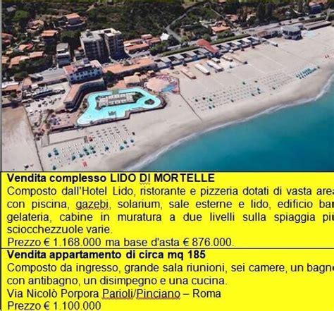 All Asta Messina by Messina Il Lido Di Mortelle All Asta Il 20 Dicembre