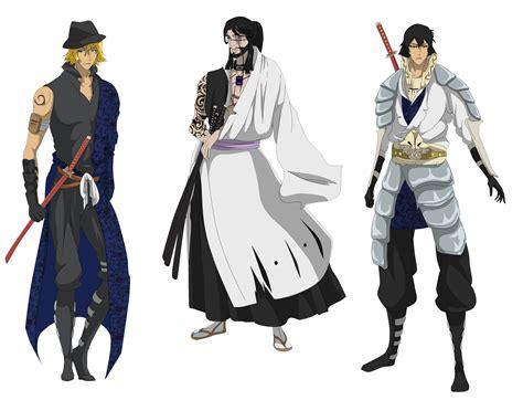 Alucarde, Tenzen And Kanzaki By Alucardekiyoshi On Deviantart