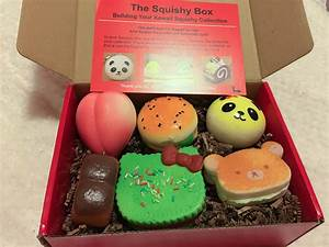 The Squishy Box – BeejuBoxes Com