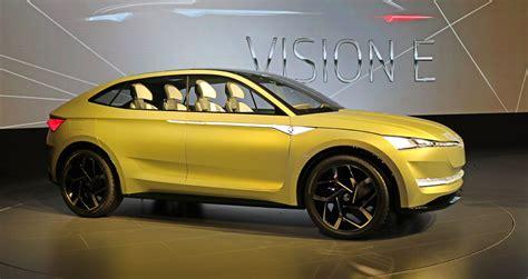 Škoda Vision E Predoobraz Elektrického Suv S Cenou