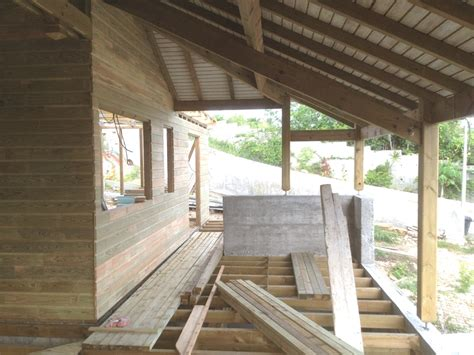 maison bois guadeloupe galante plan project grand bourg basse terre jarry plan project