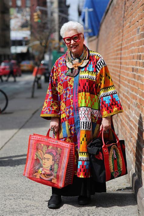 Sue Kreitzman Advanced Style