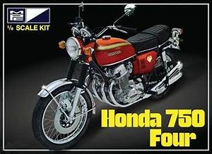 Honda 750 Scooter : mpc 1 8 honda 750 four motorcycle mpc827 ~ Voncanada.com Idées de Décoration