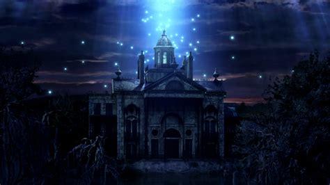 haunted mansion  backdrops