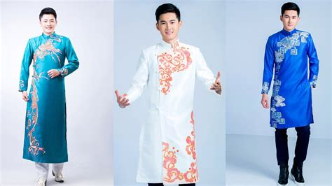 What Is The Traditional Vietnamese Men's Clothing?