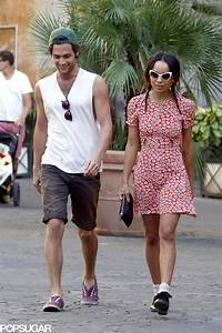 Penn Badgley and Zoe Kravitz Back Together   Pictures ...