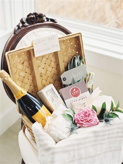 guest  baskets ideas  pinterest