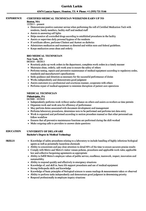 Technician Resume by 10 Phlebotomy Technician Resume Payment Format