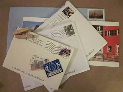 Letters Letter Mail Snail Far Near Mailbox