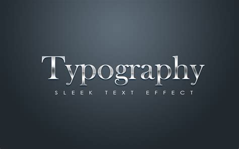 photoshop tutorial typography effect youtube
