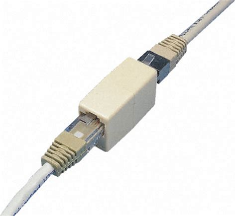 rallonge cable ethernet beige 8way 1 8 pin rj45 rollover coupler
