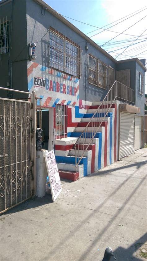 echo barber shop    reviews barbers  echo park ave echo park los angeles