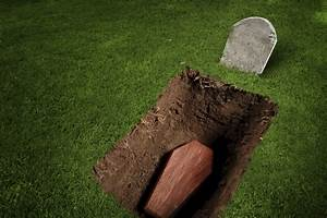 Coffin in ground | The Definitive Funeral Planning and ...