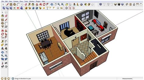 floor plan software sketchup review