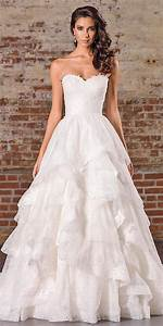 Gorgeous crop top wedding dress inspiration bridal musings for Popular wedding dress designers