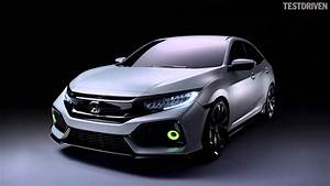 Honda Civic 2017 HD Wallpapers