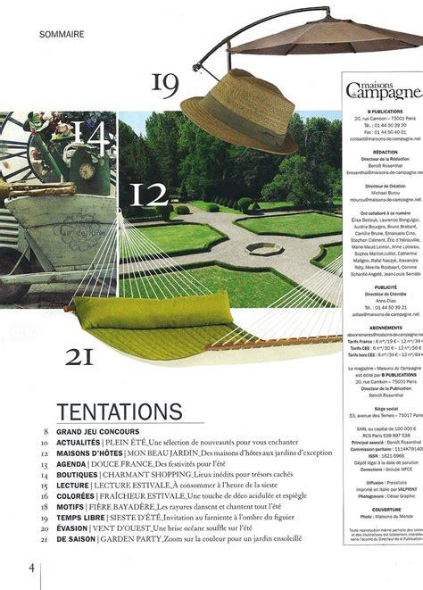 good magazine maison de campagne   maison du monde bourges