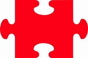 Puzzle Piece 6 Clip Art at Clker.com - vector clip art ...