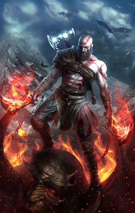 weapons kratos god  war god  war pics deus