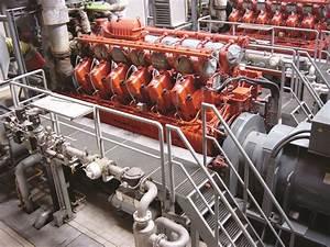 Waukesha 275gl  Engine