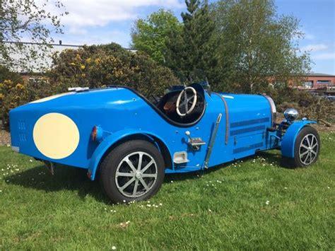 1976 Bugatti Type 35 Replica Sold